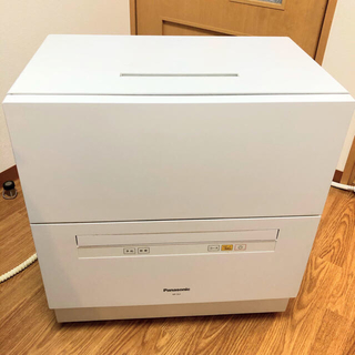 Panasonic - Panasonic 食器洗い乾燥機 NP-TA1-W