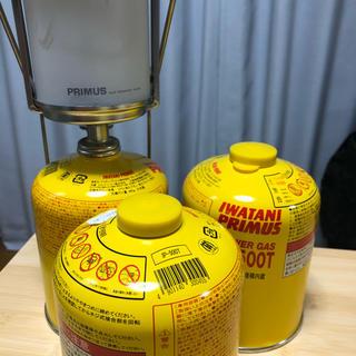プリムス(PRIMUS)の【プリムス 】ガスランタン  3279  OB缶付(ライト/ランタン)