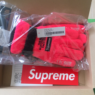 シュプリーム(Supreme)のSupreme/The North Face RTG Fleece Glove (手袋)