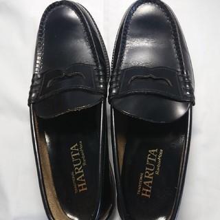 ハルタ(HARUTA)のHARUTA 906 ローファー 黒(ドレス/ビジネス)