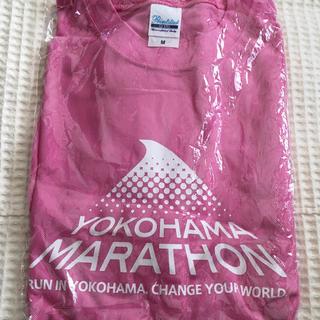 横浜マラソン Tシャツ M(ウェア)