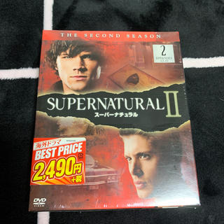 SUPERNATURAL II スーパーナチュラル〈セカンド〉セット2 DVD(TVドラマ)