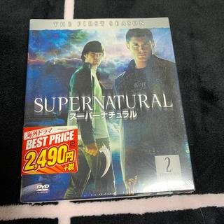 SUPERNATURAL スーパーナチュラル〈ファースト〉 セット2 DVD(TVドラマ)