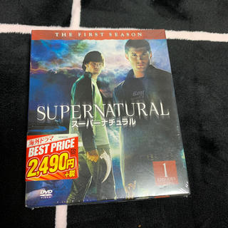 SUPERNATURAL スーパーナチュラル〈ファースト〉 セット1 DVD(TVドラマ)