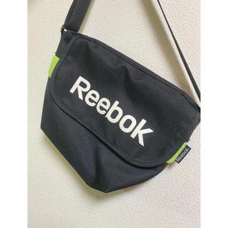 リーボック(Reebok)のReebok ショルダーバッグ ストリート 黒 斜めがけ(ショルダーバッグ)
