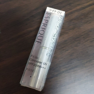エスプリーク(ESPRIQUE)のフィットアップコンシーラー UV  01 ライト(コンシーラー)