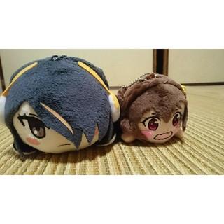 ユウギオウ(遊戯王)のこのすば けものフレンズ 寝そべりぬいぐるみ ゆんゆん コウテイペンギン(キャラクターグッズ)
