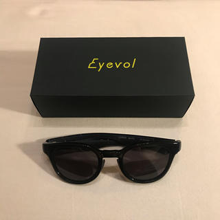 アヤメ(Ayame)の新品 eyevol leifer アイヴォル レイファー サングラス black(サングラス/メガネ)