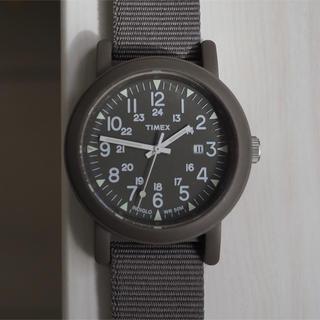 タイメックス(TIMEX)のTIMEX タイメックス オーバーサイズキャンパー(腕時計(アナログ))