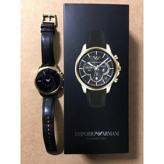 エンポリオアルマーニ(Emporio Armani)のアルマーニ  スマートウォッチ(腕時計(デジタル))