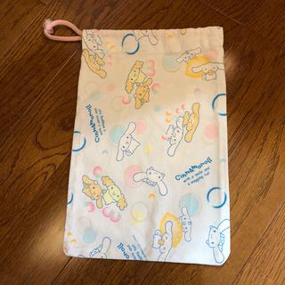 シナモロール(シナモロール)の袋🍀シナモンロール同梱150円(その他)
