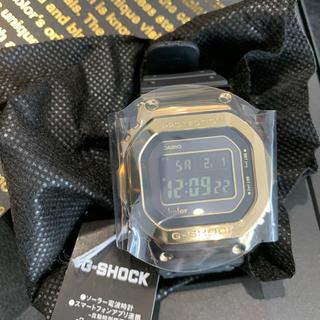 ジーショック(G-SHOCK)のカラーコラボ GMW-B5000KL-9JR(腕時計(デジタル))
