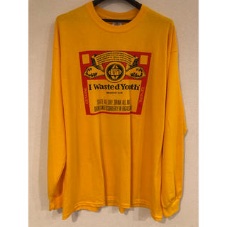 ジーディーシー(GDC)のWasted Youth Breakfast Club ロンT(Tシャツ/カットソー(七分/長袖))