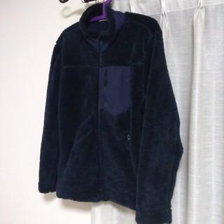 ジーユー(GU)の美品 GU フリースジャケット (その他)