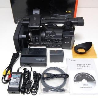 ソニー(SONY)のSONY デジタル4Kビデオカメラ FDR-AX1(ビデオカメラ)