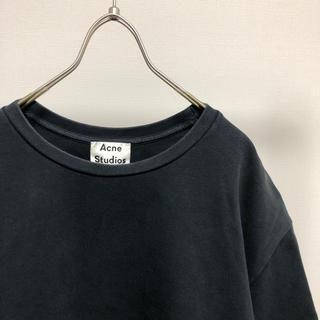 アクネ(ACNE)のAcne Studious オーバーサイズ スウェット Tシャツ(Tシャツ/カットソー(半袖/袖なし))