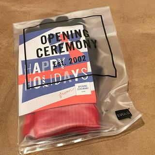 オープニングセレモニー(OPENING CEREMONY)の新品未使用 EVOLG オープニングセレモニー タッチパネル対応 手袋(手袋)