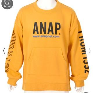 アナップキッズ(ANAP Kids)のANAPkids新品レイヤード風トレーナー(その他)