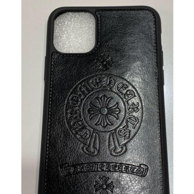iphone  11 スマホケース 人気のタイプクロムハーツ【レッド】の通販 by luxury house's shop|ラクマ