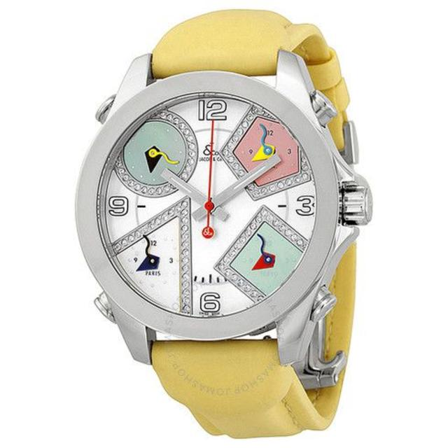 パネライ 時計 人気 | ジェイコブアンドカンパニー5タイムゾーンの通販