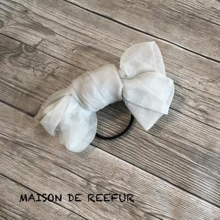 メゾンドリーファー(Maison de Reefur)のメゾンドリーファー ヘアゴム リボン(ヘアゴム/シュシュ)