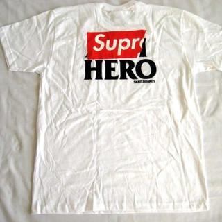 シュプリーム(Supreme)の(L)Supreme ANTIHERO Logo Pocket Tee Tシャツ(Tシャツ/カットソー(半袖/袖なし))