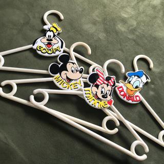 ディズニー(Disney)の【Disney】レトロハンガー(押し入れ収納/ハンガー)