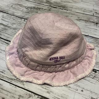 アナスイミニ(ANNA SUI mini)のアナスイミニ ベビー 帽子(帽子)