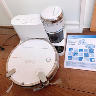 東芝 - 東芝 ロボット掃除機 トルネオVC-RVS2