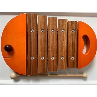 ボーネルンド(BorneLund)のおさかなシロフォン(楽器のおもちゃ)