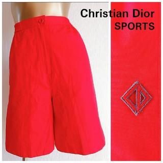クリスチャンディオール(Christian Dior)のChristian Dior SPORTS《新品タグ付 》ハーフパンツ (ハーフパンツ)