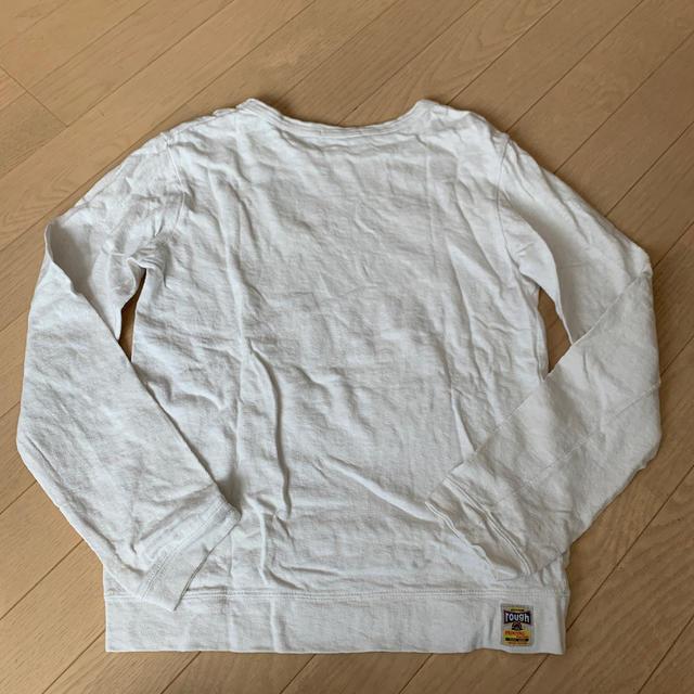rough(ラフ)のrough 長袖 レディースのトップス(Tシャツ(長袖/七分))の商品写真