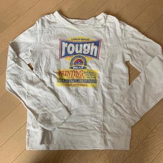 ラフ(rough)のrough 長袖(Tシャツ(長袖/七分))