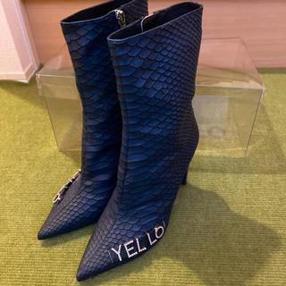イエローブーツ(Yellow boots)のショ-トブ-ツ(ブーツ)