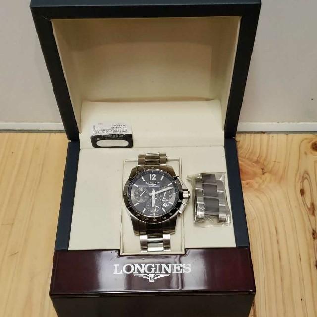 ロレックス 時計 コピー 大丈夫 - LONGINES - 送料込み♥️正規品♥️美品LONGINES時計の通販