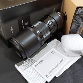 オリンパス(OLYMPUS)の m.zuiko digital ed 300mm f4.0 is pro(レンズ(単焦点))
