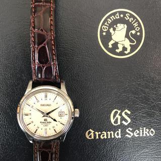 セイコー(SEIKO)のセイコー SEIKO グランドセイコー メカニカルGMT(腕時計(アナログ))