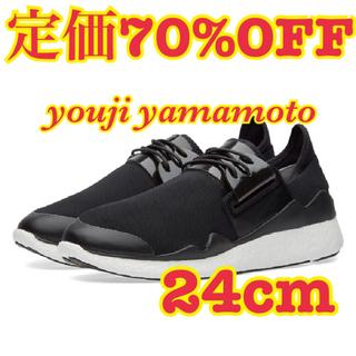 ワイスリー(Y-3)の【定価70%OFF】処分特価y-3 CHIMU BOOST 24cm スニーカー(スニーカー)