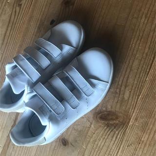 アディダス(adidas)のスタンスミス20㎝キッズメゾンドリーファーコラボ(スニーカー)