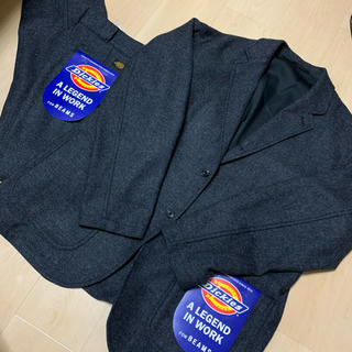Dickies - TRIPSTER Dickies セットアップ ツイード グレー M
