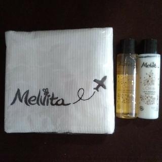 メルヴィータ(Melvita)のメルヴィータ ロルビオ シャワージェル & ボディミルク 各40ml(ボディローション/ミルク)