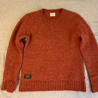 W)taps - WTAPS DECK CREW-C SWEATER WOOL