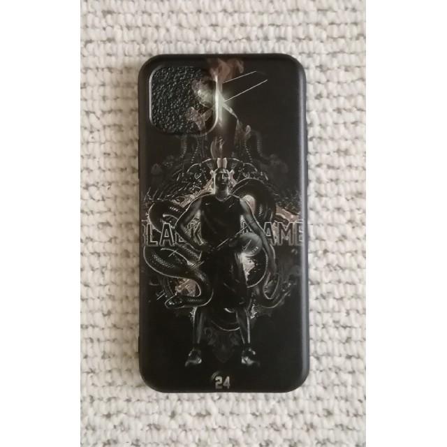 シャネル ネイル ボトル iphone ケース / コービーブライアントiPhone11 Proカバー [ B ]の通販 by GLANZ's shop|ラクマ