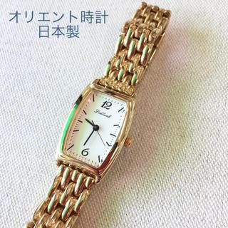 オリエント(ORIENT)の送料無料 3割引き!オリエント腕時計 日本製 新品(腕時計)