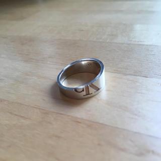 カルバンクライン(Calvin Klein)のカルバンクライン シルバーリング(リング(指輪))