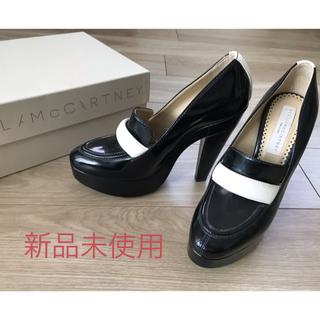 ステラマッカートニー(Stella McCartney)のステラマッカートニー エナメルヒール靴 (ハイヒール/パンプス)