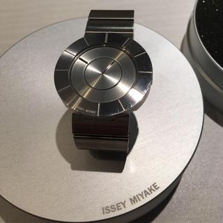 イッセイミヤケ(ISSEY MIYAKE)のISSEY MIYAKE 腕時計 TO(腕時計(アナログ))