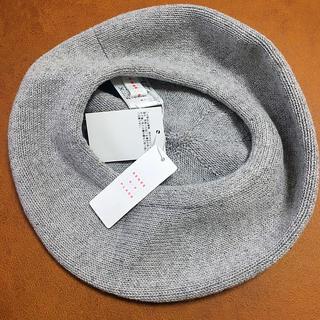 センスオブプレイスバイアーバンリサーチ(SENSE OF PLACE by URBAN RESEARCH)のsense of place ベレー帽(ハンチング/ベレー帽)