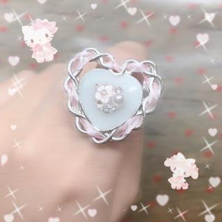 【即購入◎】୨୧ ハートリング ୨୧(リング(指輪))