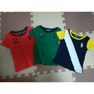 ポロラルフローレン(POLO RALPH LAUREN)のポロラルフローレン Tシャツ3枚セット(Tシャツ)